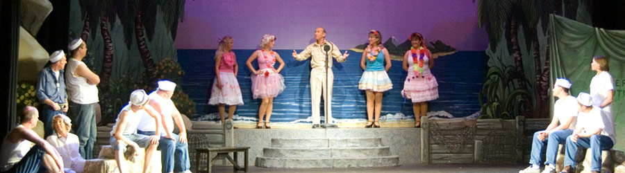 south pacific production