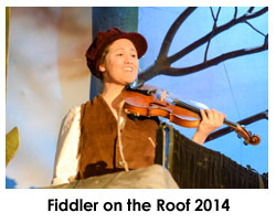 fiddler on the roof gallery WMTC
