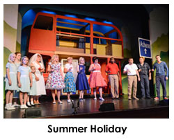summer holiday gallery