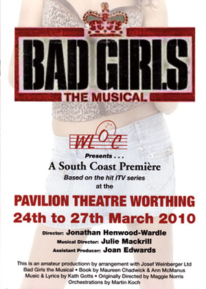 programme - bad girls