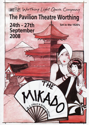 programme - the mikado