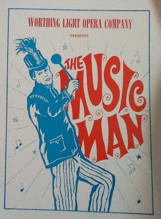 programme - the music man