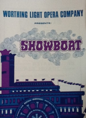 programme - showboat