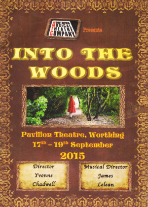 programme - into the woods
